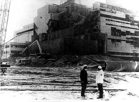 Csernobil - 1986. április 26.
