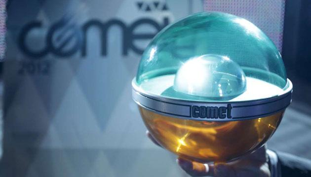 comet gömb